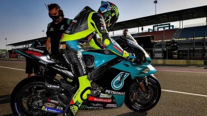 Valentino Rossi Ungguli Suksesornya di Yamaha, Tes Pramusim 2021