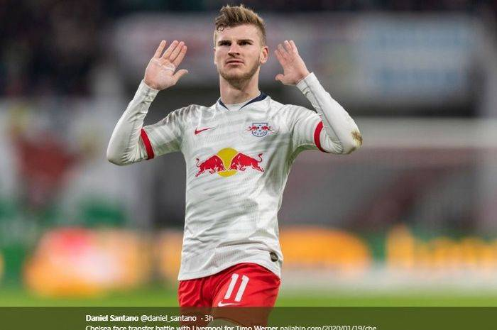 Timo Werner Target Liverpool