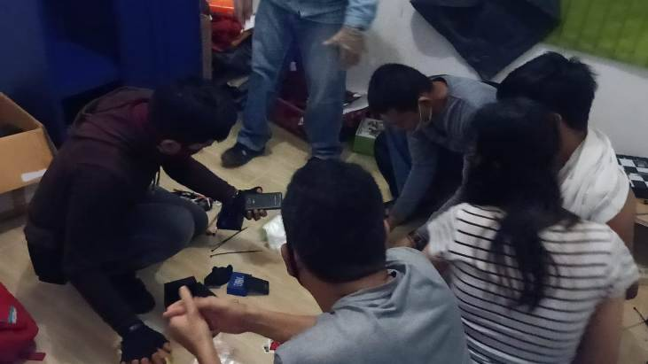 Polresta Pekanbaru Ciduk 2 Pasangan Pesta Narkoba saat Gerebek Hotel di Kampung Dalam