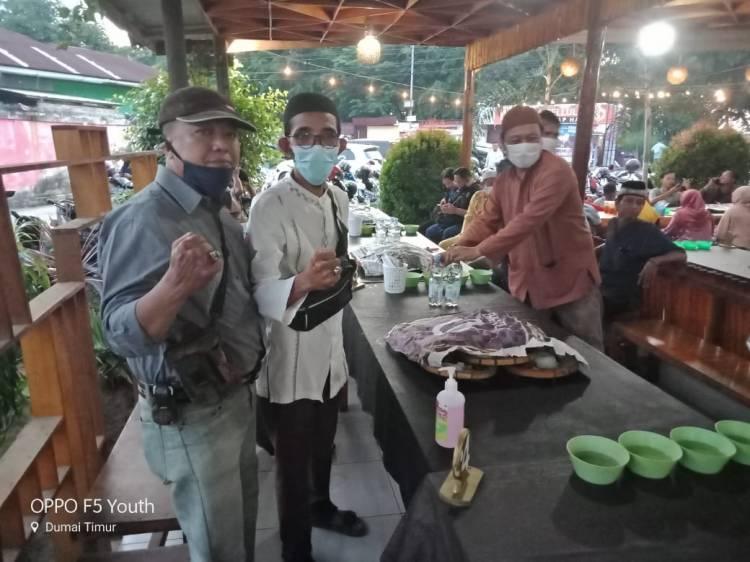 Pererat Tali Silaturahmi, PWI Dumai Buber