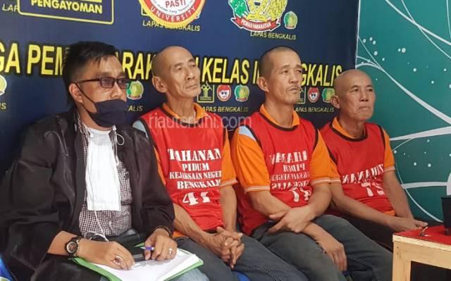 Diduga Maling Ikan di Perairan NKRI, Tiga Warga Malaysia Divonis Bebas PN Bengkalis