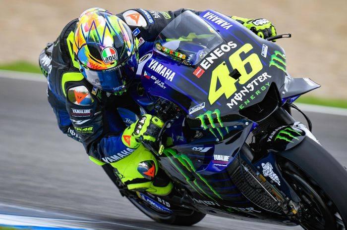 Alex Barros: Valentino Rossi adalah Sosok Pahlawan