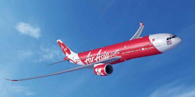 AirAsia Klaim Sudah Jual Tiket 38 Persen di Bawah Tarif Batas Atas