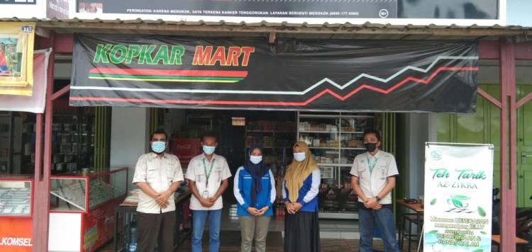 Bantuan UMKM Produktif, Apical Group Bina Pemberdayaan Usaha Karyawan