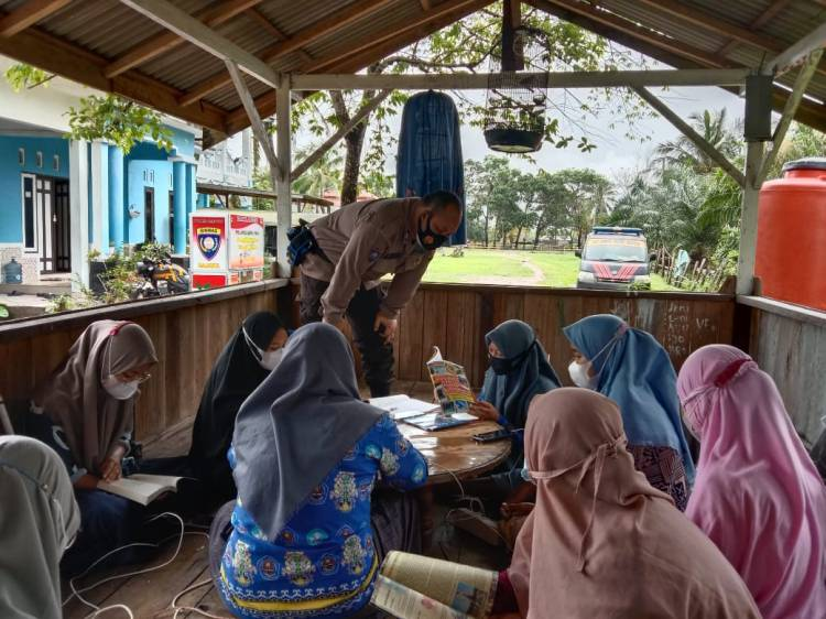 Sat Binmas Polres Seruyan Serpa Gamas Pelajar