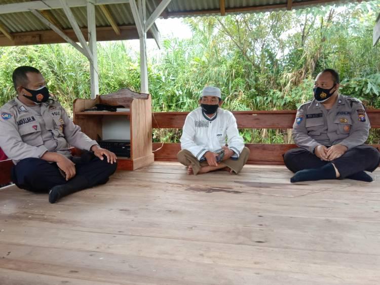 Himbau Prokes, Polres Seruyan Sambangi Pondok Pesantren LKSPA