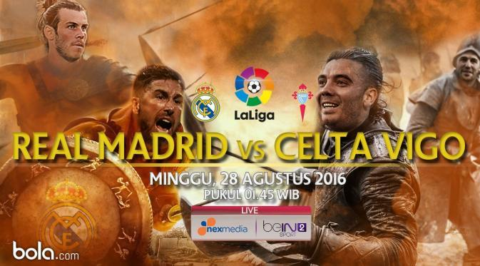 Prediksi Real Madrid Vs Celta Vigo