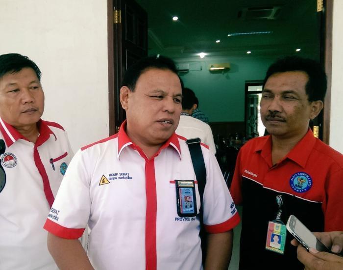 Pemberantasan Narkotika di Dumai, BNN Provinsi Riau Bentuk Satgas