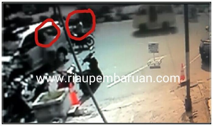 Waspada,,, Maling Bermodus Pecah Kaca Mobil Kini Beraksi di Dumai
