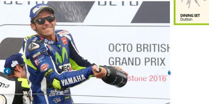 Saat Pensiun dari MotoGP, Apa Rencana Rossi?