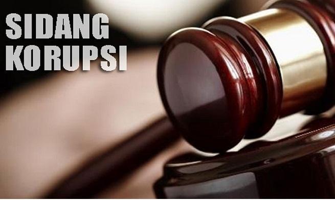 Tuntutan Belum Siap, Sidang Mantan Bupati Bengkalis Ditunda