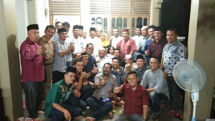 Wujud Syukur, Yuhandri Gelar Syukuran Bersama Pendukung dan Masyarakat Pasca Dilantik jadi Anggota DPRD