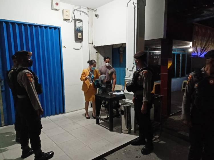 Antisipasi Tindak Kejahatan, Sat Samapta Polres Seruyan Tingkatkan Patroli Malam