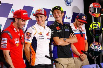 Valentino Rossi Hebohkan Konferensi Pers MotoGP Thailand 2019