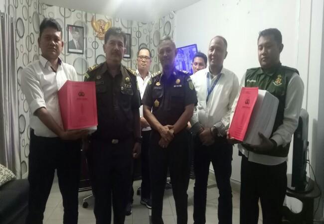 Polda Riau Kirim Berkas PT SSS Tersangka Korporasi Karhutla ke Kejati