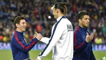 Ibrahimovic Tantang Ronaldo dan Messi