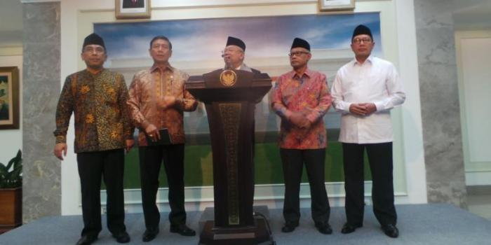 Dilarang Membawa Atribut NU dan Muhammadiyah Saat Demo 4 November
