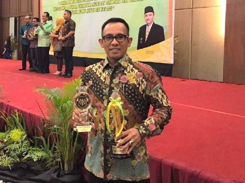 BPTPM Dumai Sabet Dua Penghargaan Invesment Award 2016