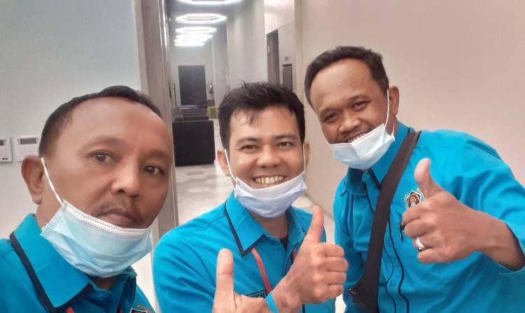 Sejarah Baru Pemilihan Konferkot IX PWI Dumai, Kemenangan Bambang Hendriyanto Rubah Tradisi Aklamasi