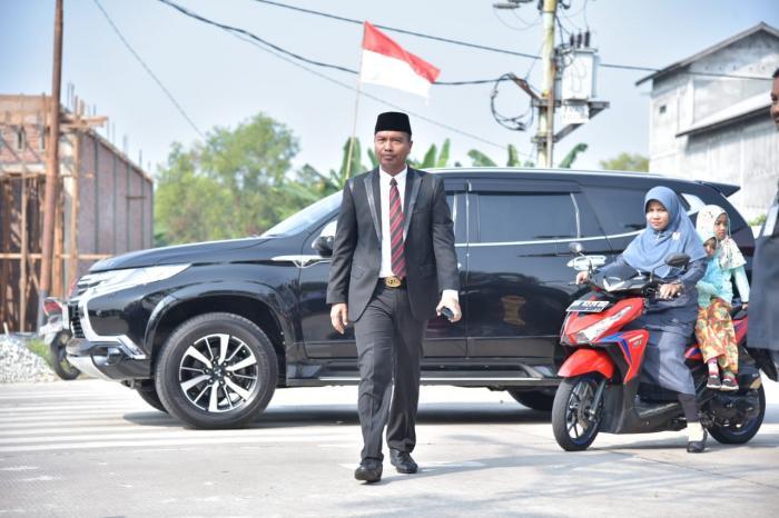 Syarial Merayakan HUT RI ke-74 di Rupat