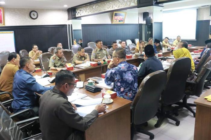 BahasRanperda Rencana Induk Pengembangan Kepariwisataan, DPRD Pekanbaru Undang Pemko